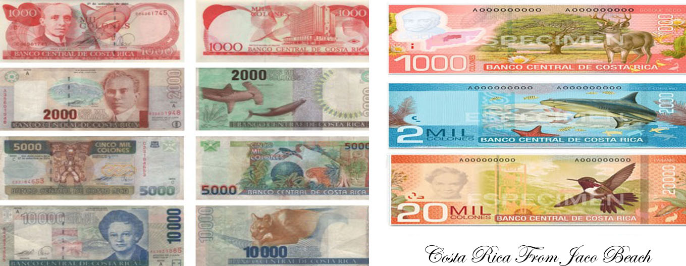 Costa Rica Currency Vacation