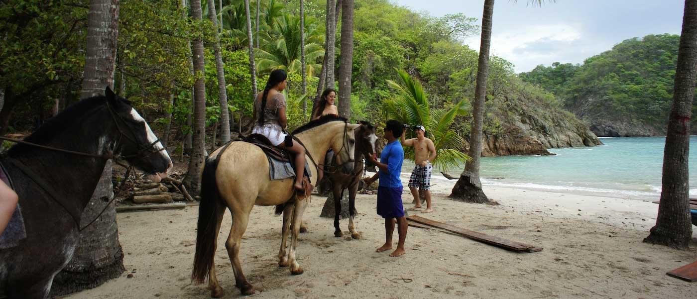 HorsebackRidingTortugaIsland