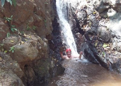 jaco beach adventure waterfalls
