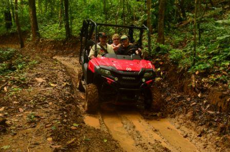 jaco buggy tour in Costa RIca
